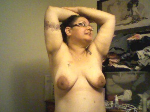 Submitted picture!! Thanks motodaddy1 (motomitch429@&#8230com)! Wow! so hot! I would fondle and play with those for hours. Makes it so much more erotic and sexy seeing your face!
