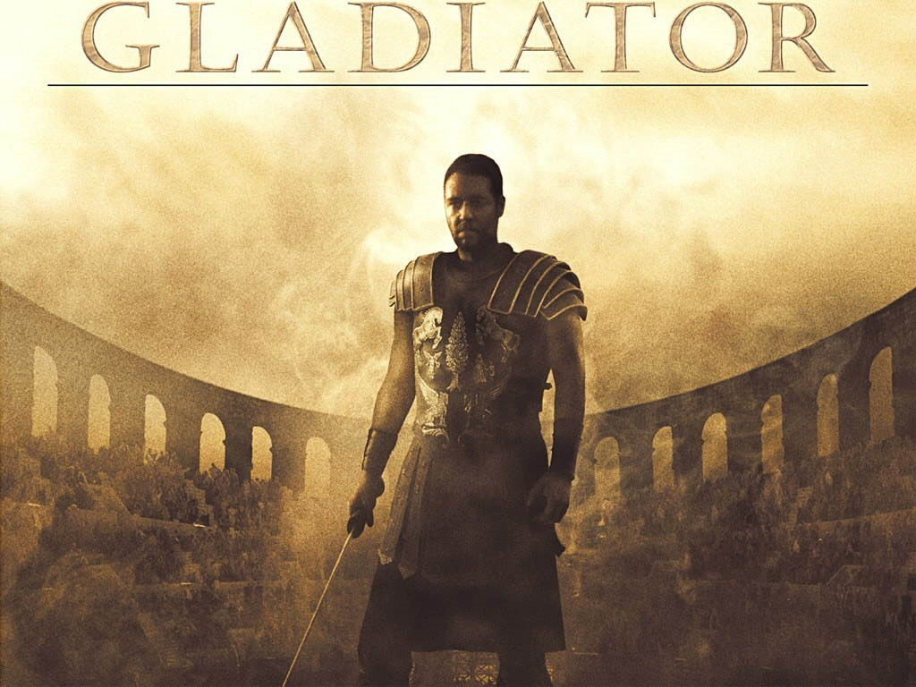 jaytongsays:  After watching Gladiator with the roommates, I still think it's one of my all-time favorites