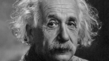 "Study Furthers Einstein's 'Theory of Everything'Sussex Univ. physicists have taken a small step towards fulfilling Einstein's dream of proving there is only one fundamental force in nature.Following last year's discovery of the Higgs boson particle – the so-called ""God particle"" that answers how the particles have masses – Xavier Calmet and PhD student Michael Atkins looked at how the Higgs field interacts with gravity. Besides giving masses to all known particles, it's possible that the Higgs boson played a significant role in the expansion of the Universe after the Big Bang.Read more: http://www.laboratoryequipment.com/news/2013/02/study-furthers-einstein%E2%80%99s-%E2%80%98theory-everything%E2%80%99"