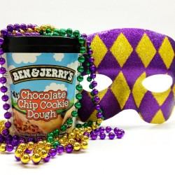 Happy Fat Tuesday! Laissez les bons temps rouler! #mardigras