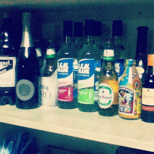 Collection ni ate liset. Haha…  (at Tramo Zapote Las Pinas)