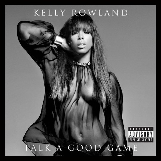 Check out the tracklist for Kelly's upcoming album release 'Talk A Good Game'. It has some pretty heavy features from Beyonce, Wiz Khalifa, Pusha T and The Dream! She'll be hitting the road with The Dream on their 'Lights Out' tour which kicks off this Thursday.  Kelly Rowland Talk A Good Game Tracklist  1. Freak 2. Kisses Down Low 3. Gone (Feat. Wiz Khalifa) 4. Talk a Good Game (Feat. Kevin Cossom) 5. Down On Love 6. Dirty Laundry  7. You Changed (Feat. Beyoncé & Michelle) 8. I Remember 9. Red Wine 10. This Is Love 11. Street Life (Feat. Pusha T) 12. Stand In Front of Me 13. Sky Walker (Feat. The-Dream) 14. Put Your Name On It 15. #1