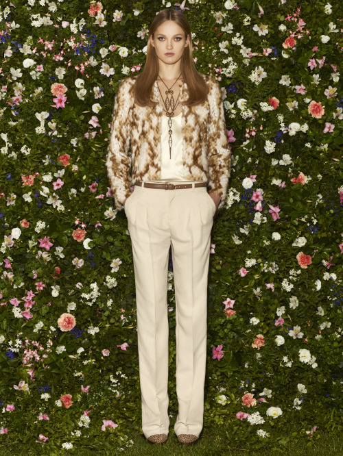 Gucci Cruise 2013 Women's collection http://on.gucci.com/cruise79