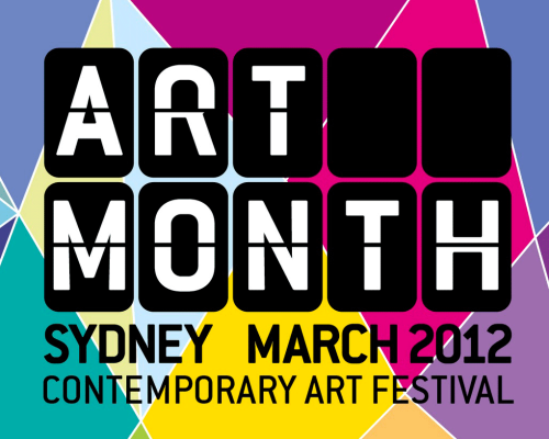 Happy Art Month Sydney! Check out http://www.artmonthsydney.com.au/ for the goings on
