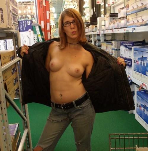 Hardware store whore