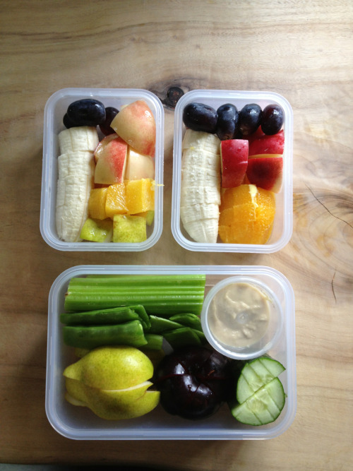 cleanbodyfreshstart:  Food Prep! Keeping it simple and fresh x
