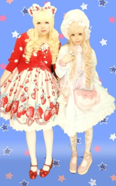 lolitahime:  akirachuchuotome in Sugar Dream