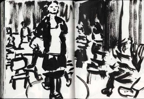 Jenny Wildfang 2013 Sketchbook