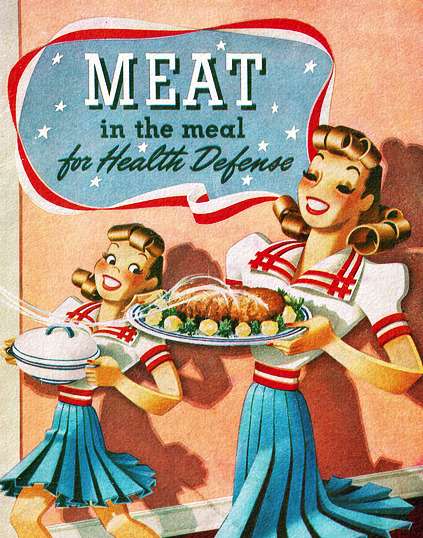 rogerwilkerson:  Meat in the meal for Health Defense