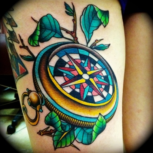1337tattoos:  S. Topper Tattooing