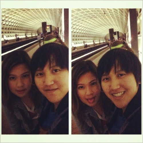 Enjoy shopping #pentagon #broke #train #DC #nice @phatciieva  (at Pentagon City Metro Station)