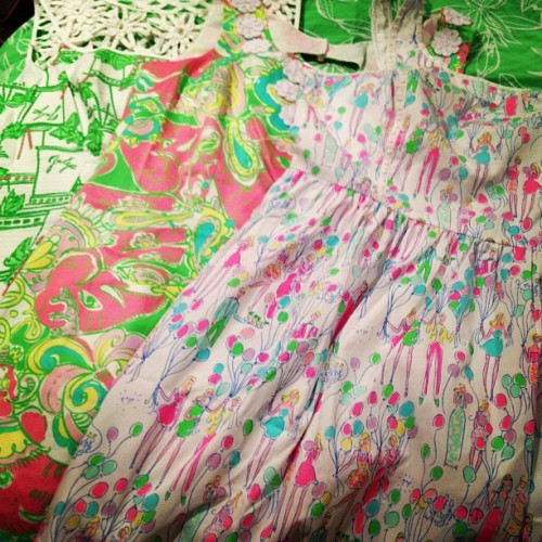 Such a great mail day full of @lillypulitzer shout out to Mica & Molly's