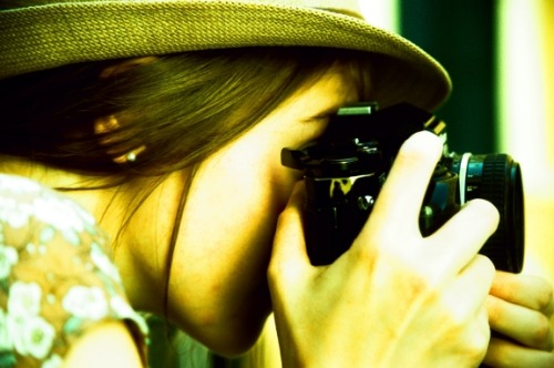 lomographicsociety:  Lomography Tag of the Day - girlfriend