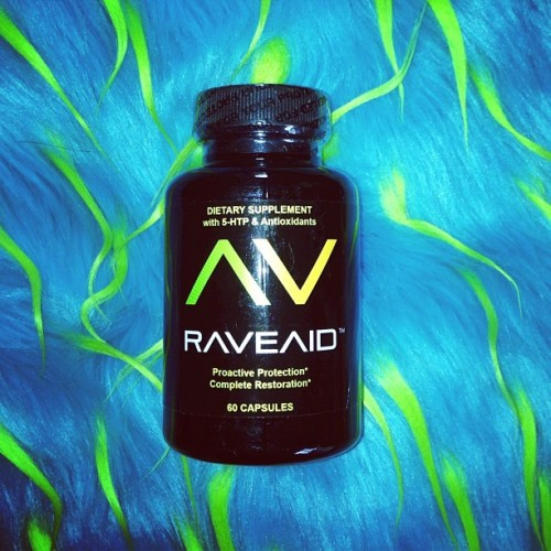 Thank God for Rave Aid 🙏 #cure #raveaid