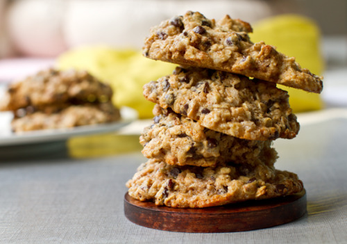 3 Healthy, Mouthwatering Cookie Recipes Did you read that right? Healthy cookies? Yes, it's possible. If you're looking for a healthy way to enjoy your favorites, you've found it. These three cookie recipes will leave you feeling guilt-less and on the way to the body you want. The Lazy Guy Cookies (No bake) Easy to make and absolutely delicious, this cookies are perfect for on-the-go or to be enjoyed in the comfort of your bachelor pad. Ingredients 1 cup natural peanut butter/light peanut butter/almond butter 1 cup quick cooking oats 1/2 cup honey 1 cup chocolate protein powder Directions Combine all ingredients in a bowl. Mix well. Roll up to 24 balls, each 1tbsp big. Flatten each one so it takes on the shape of a traditional cookie. Refrigerate for 2 hours. The Overachiever Cookies Although these cookies may be a little more of a commitment, they are packed with protein and flavor. These cookies are guaranteed to help you cut down on cravings. Ingredients 2/3 cup natural peanut butter 2 eggs 1/3 cup brown sugar 1/2 cup unsweetened applesauce 1 tsp vanilla 1 tsp baking soda 2 cups oats 3/4 cup ground flaxseed meal 1/4 tsp salt 4 scoops chocolate protein powder Directions Preheat oven to 350°F. Mix ingredients together. Drop dough onto cookie sheets approximately 6-8 per sheet. Bake for 10 minutes The OG Cookies The cookies are a healthy take on the classic chocolate chip cookies. Believe it or not, it's possible. Did we just catch you drooling? Ingredients 1 Egg White 1 Banana 1/2 Cup Almond Flour ( or Coconut flour) 1 Tsp Vanilla Extract 2 Scoops Vanilla Protein Powder 1 Tsp Cinnamon 1/4 Cup Dark Chocolate Chips 1 Tsp Baking Soda Directions Preheat oven to 350°F. Blend banana, vanilla, and egg white. Slowly add in dry ingredients Mix in dark chocolate chips last. Place on cookie sheet in one-inch balls. Bake for 6-9 minutes. Enjoy. via Dromo and Running Wild Blog