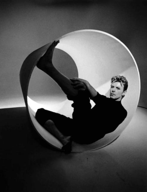 David Bowie by Kate Garner