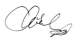 euphoricnoise:  Austin Carlile signed your blog! (transparent)