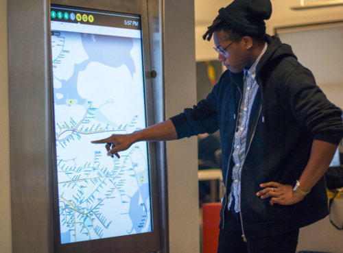 NYC Subways Deploy A Touch-Screen Network, Complete With Apps HERE'S AN INSIDE LOOK AT A BOLD NEW INITIATIVE TO MODERNIZE NYC'S DIGITAL SUBWAY INFRASTRUCTURE.