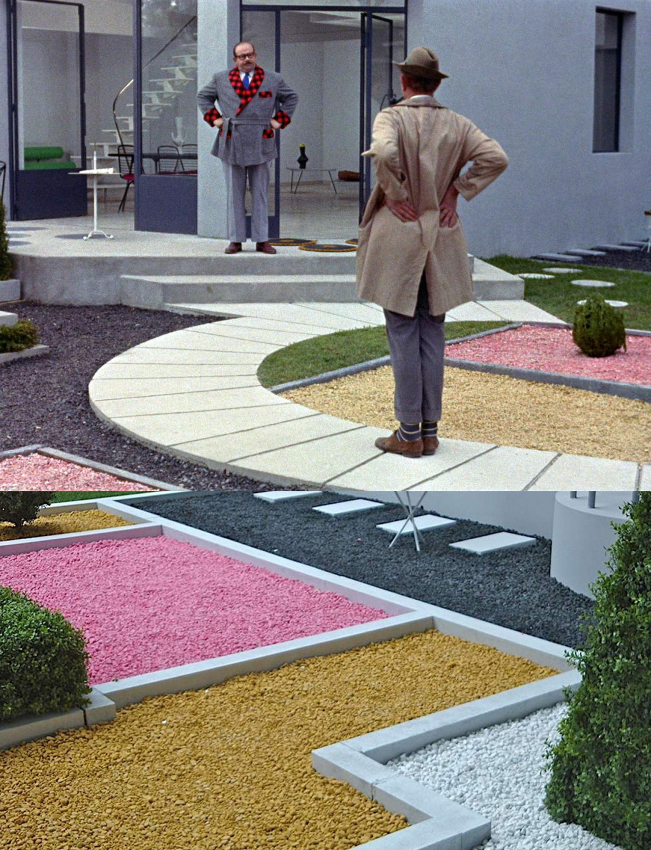 speakingparts:  MON ONCLE [1958, Jacques Tati]