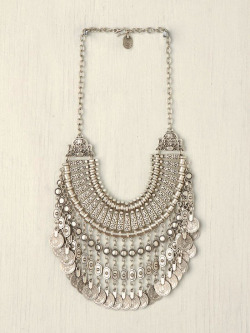 thebohogarden:  love this necklace by free people