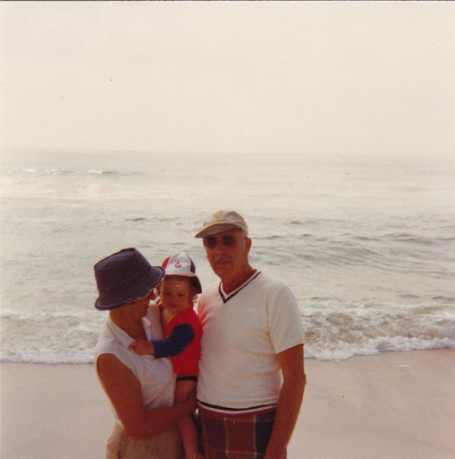 My grandmother, my grandfather and me on Flickr.Found this old picture of me and my grandparents while cleaning out my inbox today.