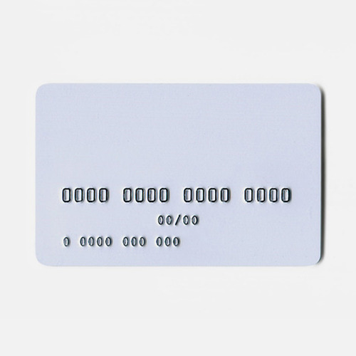 The Null Card, with no liabilites.