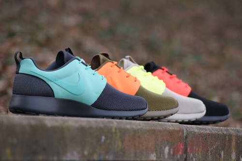 "Boss. (via Nike Roshe Run QS ""Two-Faced"" Pack 