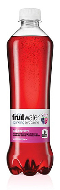 Coke to reintroduce Glacéau Fruitwater