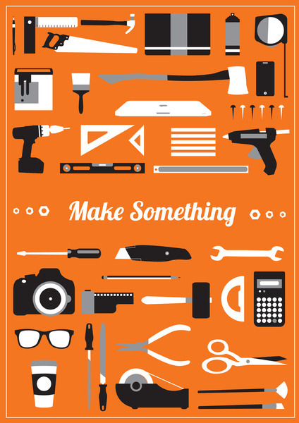 visualgraphic:  Make Something