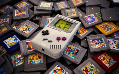 nomalez:  Game Boy… la légende ! :-) My links(follow):  VIDEO GAMES  . French people, follow this new Tumblr: www.popcomics.fr