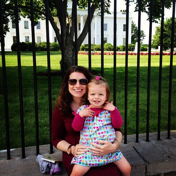 Mother's Day at the White House. (at The White House)
