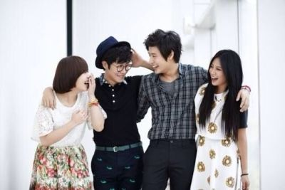 msclockwatcher:  Gorgeous cast and Haneul/Dahee!