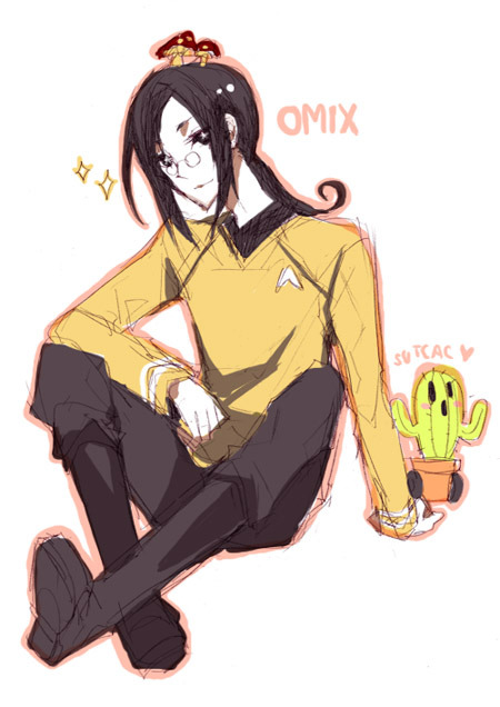 OMIX crew bio by ~mixed-blessing (#deviantart)