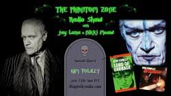 The Phantom Zone Radio Show-   18,000 world wide listens and counting… Our 40th show with the legendary Kim Fowley was as insanely intense and as beautifully twisted as we could have ever hoped for! We learned so much more about him then we thought we even knew… Learned about some of the songs and how they were written, in particular King of the Night Time World ( you have to hear this one for yourselves… you'll never listen to the song the same way again!) And Kim even gets down and dirty with us (literally) and reveals that it's all in the thumbs ;) Wanna know what the hell that means? Well, listen to the filth, the fury, the garbage and the truth. Kim Fowley really is slow to die and hard to kill. And there will never, EVER be another like him. Listen and enjoy. Meow.