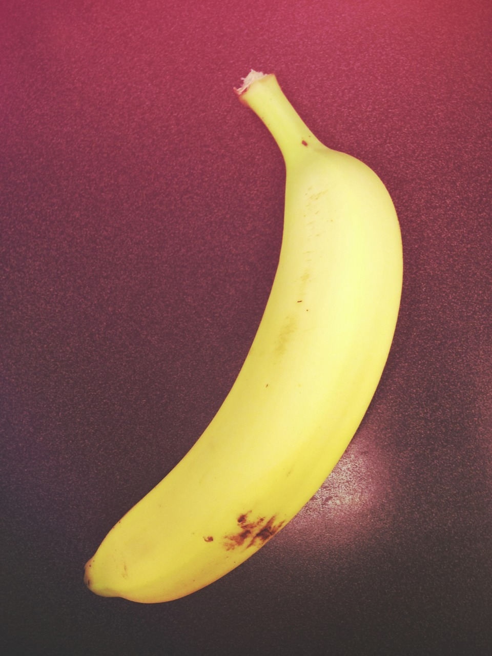 The best picture of a banana you'll ever see!