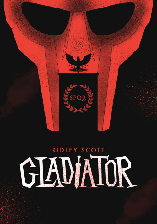 New over at Society6: http://society6.com/Wharton/Gladiator-o2w