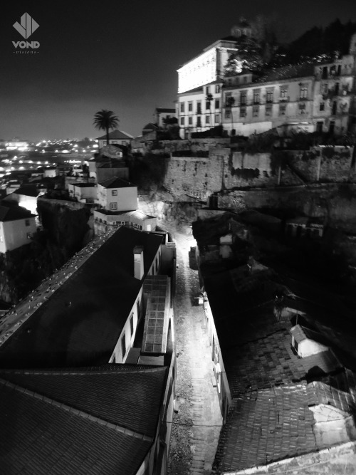 Beautiful Porto Nights by VOND Visions