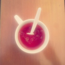 #jelly #strawberry #cup #sunny #day