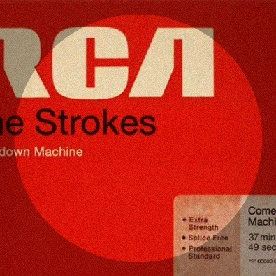 '50/50' by The Strokes is my new jam.