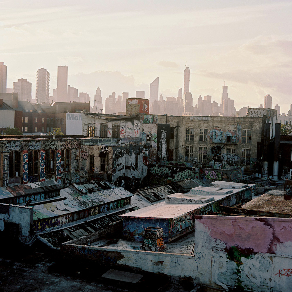 Film is back from 5Pointz