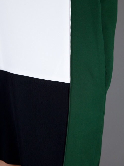 asthetiques:  CELINE - COLOUR BLOCK TUNIC DRESS.