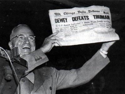 untitled on Flickr.President Truman, but the headline suggests otherwise…