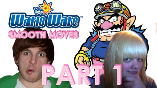 WarioWare: Smooth Moves ~ Part 1 ~ TROUBLE PICKING NOSES http://www.youtube.com/watch?v=WgIEYJZXyyo Thanks for watching! :D Don't forget to like, favorite, or whatever you feel like :3  Check out all this awesome stuff: Facebook: http://on.fb.me/iwYBnf Twitter: http://bit.ly/Vag38k Tumblr: http://bit.ly/qsD42T Instagram: http://bit.ly/VTLZTI