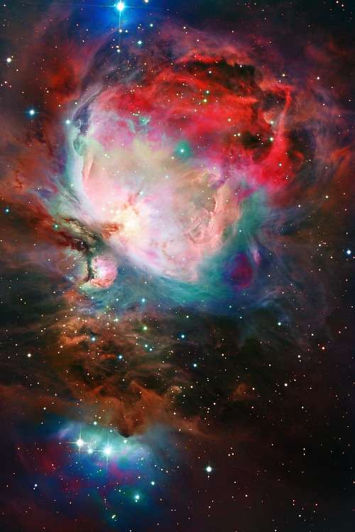 weareallstarstuff:  Orion Nebula