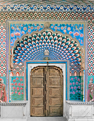Door of Shiva - India, Jaipur