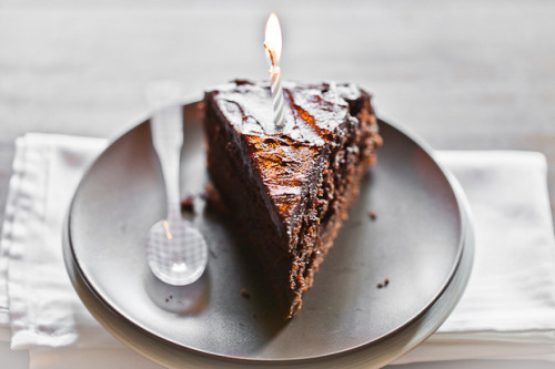 4dele:  chocolate stout cake by 1 Big Bite / Eva Felis on Flickr.