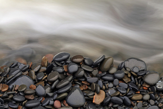 sapphire1707:  Pebbles by peterspencer49 on Flickr.