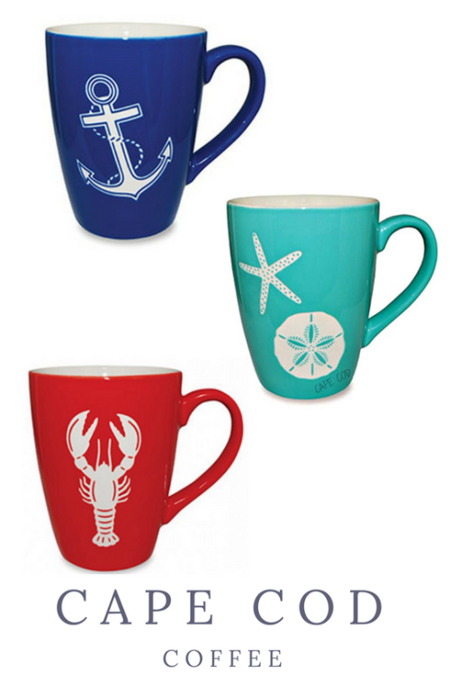 Cape Cod Coffee Mugs