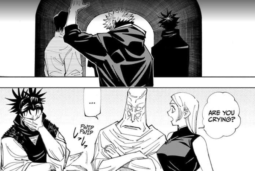 I M Never Get Tired Of Choso And Yuuji Interaction Tumbex