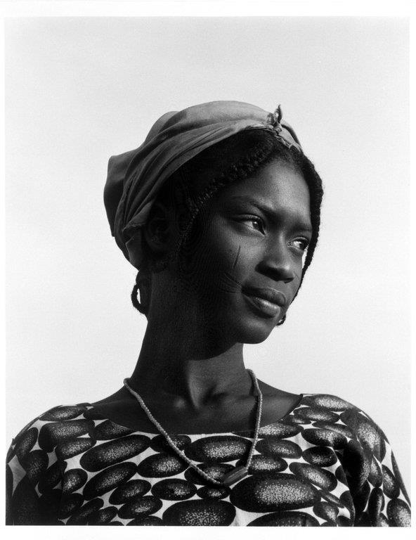 nigerianostalgia:  Beautiful Hausa girl, 1970sVintage Nigerian photos